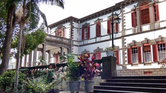 Jardim do Hospicio Princesa D. Maria Amelia