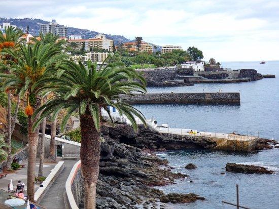 Passeio Público Marítimo e Jardins do Lido