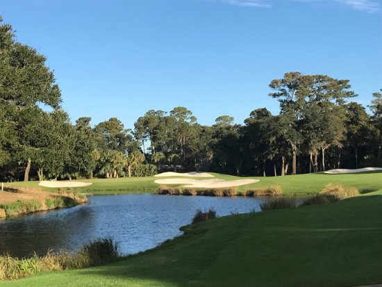 Cougar Point Golf Course