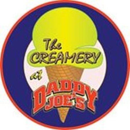 Tabor City, Carolina del Norte: The Creamery at Daddy Joe's