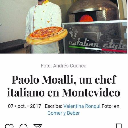 Eatalian Style: il nostro chef Paolo