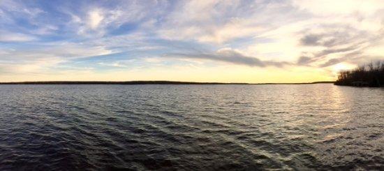 Bergland, MI: Panoramic Lake Gogebic