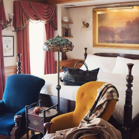 Waren, VT: Chester Arthur Room