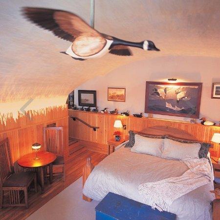 Warren, VT: Mallard Room