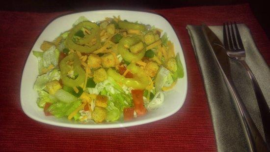 Cross Plains, WI: Salad