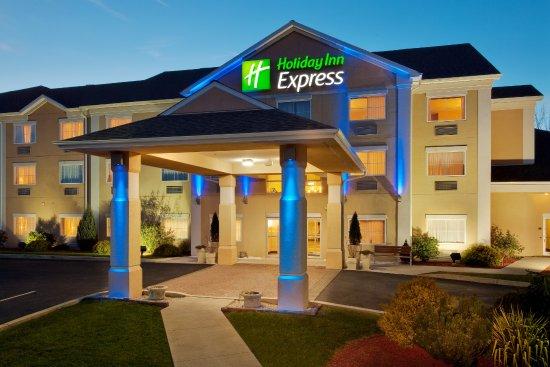 Holiday Inn Express Gibson Aufnahme