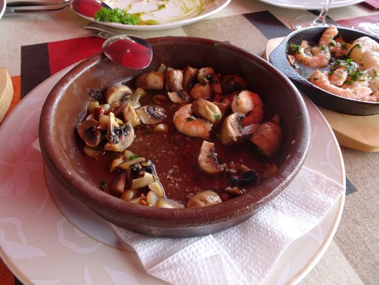 Aguimes, Hiszpania: Räkor