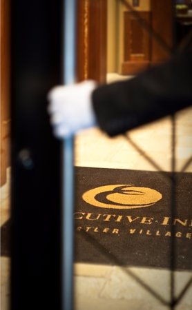 Executive Inn At Whistler Village: Welcome to the Executive Whistler Village Hotel