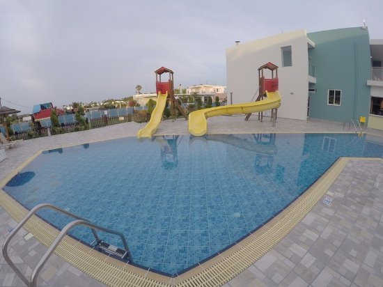Pool For Kids In Garden Part Picture Of Blue Lagoon