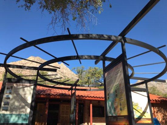 Hereford, AZ: Coronado Visitor Center