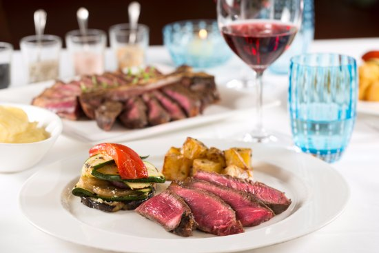 Postal, Italy: Dry Aged Beef