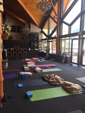 Fernie, Canadá: Mountain Yoga Retreat