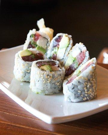 houston's oversized sushi