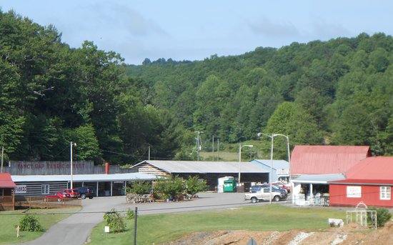 Fancy Gap, VA: Easy off-and-on access from I-77, at Exit 8!