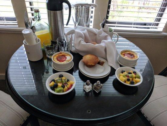 جلينديفين إن: Delightful and Delicious Breakfast