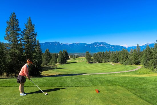 Invermere, Canada: great views