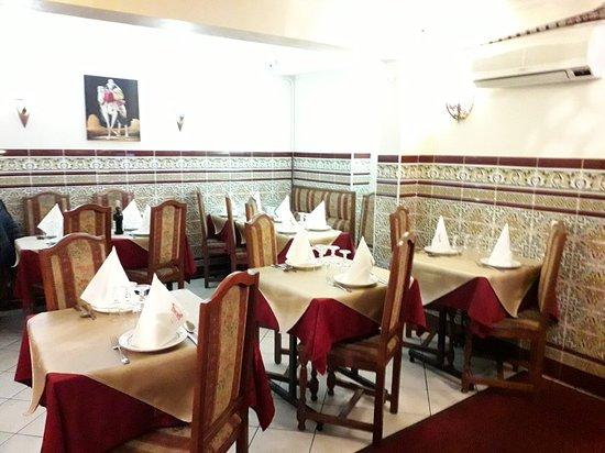 Restaurant Le Marrakech  Ef Bf Bd Noisy Le Grand