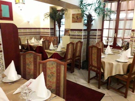 Restaurant Le Marrakech Noisy Le Grand