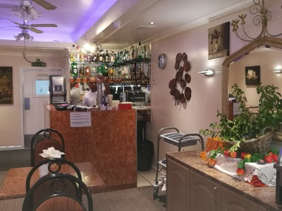 Airdrie, UK: Crisp and Spicy food gallery