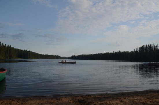 Lac-Édouard ภาพถ่าย