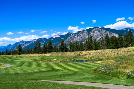 Invermere, Canada: pretty views