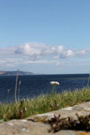 Fort George: views to Davidson