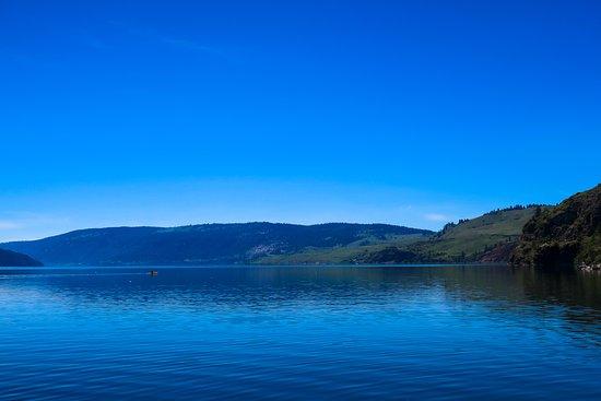 Kalamalka Lake Provincial Park: great lookouts