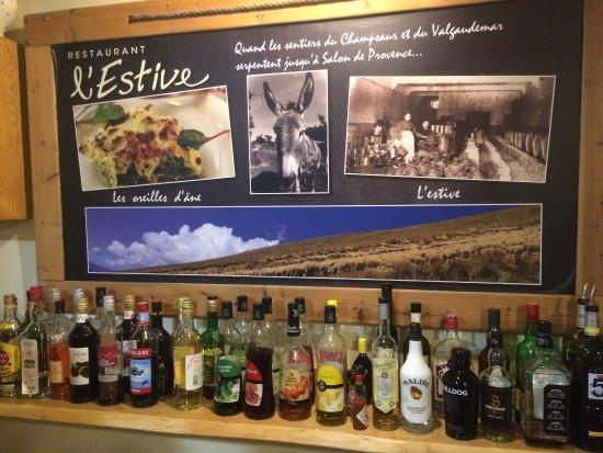 Restaurant l 39 estive salon de provence omd men om - Restaurant gastronomique salon de provence ...