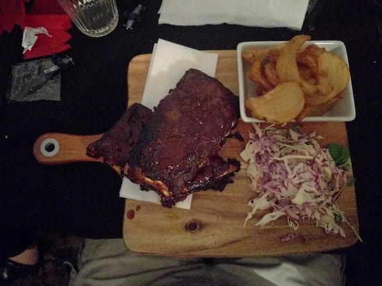West Wyalong, Australia: Ribs - Would have this again