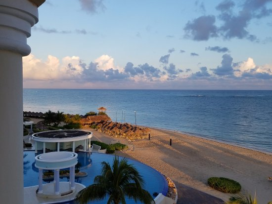 Iberostar Rose Hall Suites: View from Ocean Front Suite