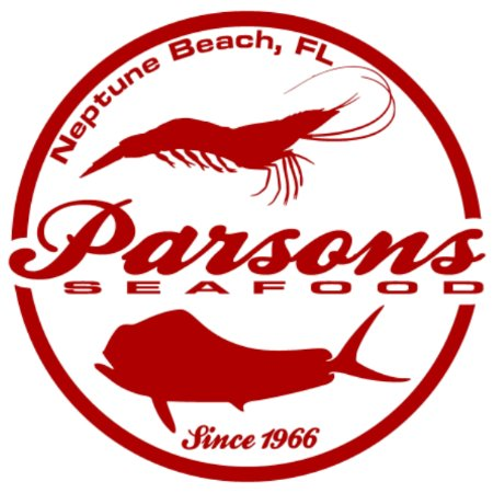 Parsons Seafood Logo