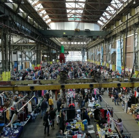 IJ-hallen Flea Market Photo