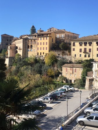 Castrocielo, Italy: the area close to the hotel