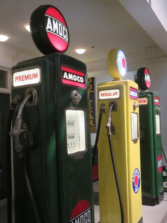 Daytona International Speedway Tour: Wonderful memorabilia from racing eras past