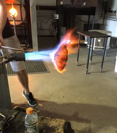 Three Dimensional Visions Glass Blowing Houston Tomball