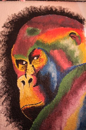 MAMA Rwanda Hostel: The Gorilla Room