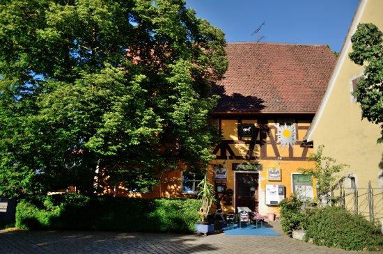 Lichtenau, Alemania: Weißes Roß Immeldorf