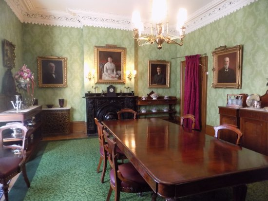 Spadina Museum: One of the rooms