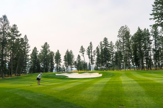 Cranbrook, Canadá: beautiful condition resort course