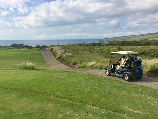 Hapuna Golf Course: Back Nine