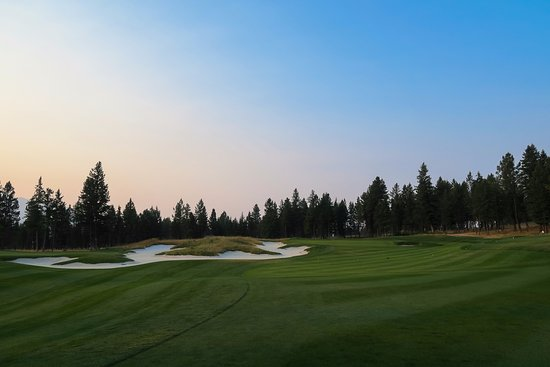Cranbrook, Canada: beautiful condition resort course
