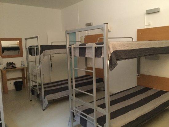 Idanha-a-Nova, Portugal: dortoir 8 lits