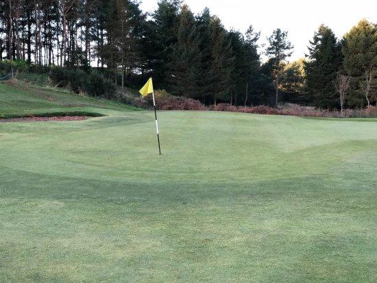 Drumoig, UK: 7th hole