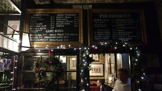 Grenadier Restaurant London