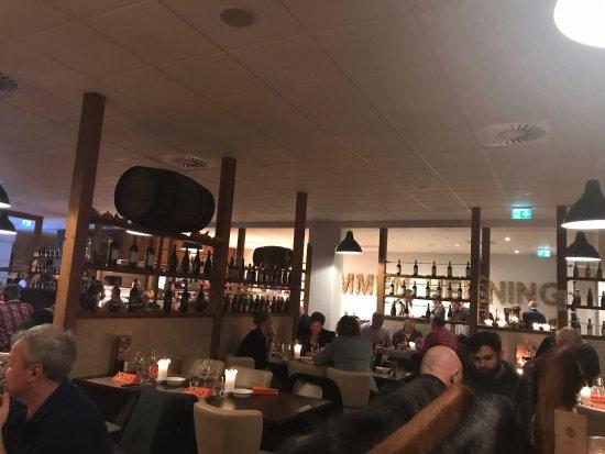restaurant flammen herning