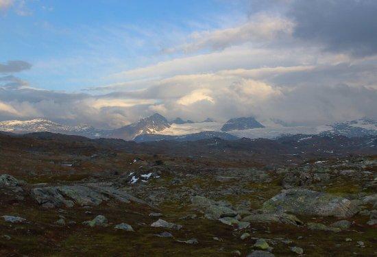 Lom, Norvegia: Galdhopiggen
