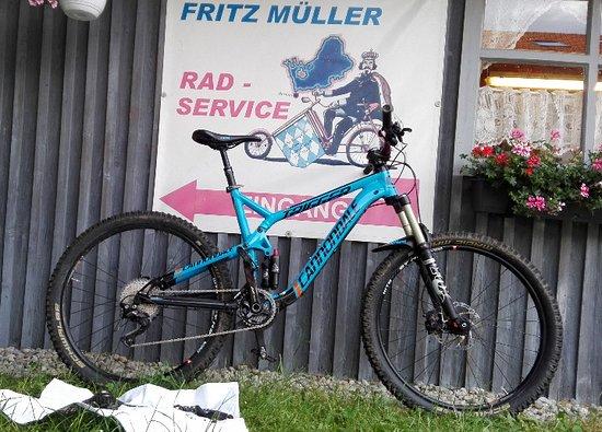 Fahrradverleih Fritz Mueller