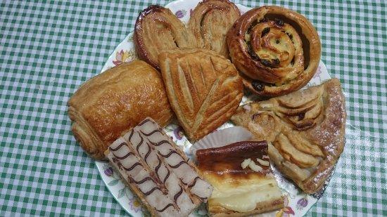 Delices de France: フレンチベーカリー