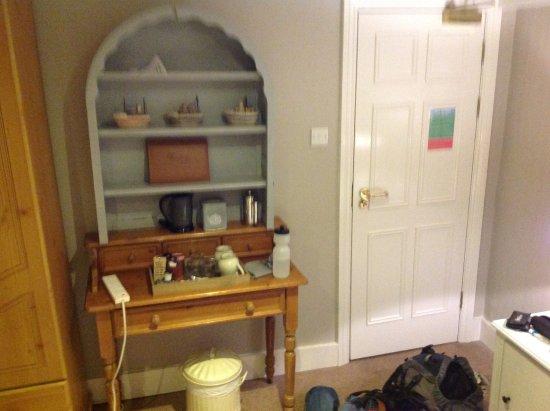 Alderney, UK: Dresser/wardrobe