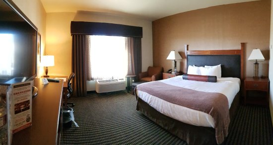 Best Western Plus Bryce Canyon Grand Hotel: Our room